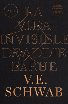 La vida invisible de Addie LaRue (Avance)