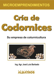 Cría de codornices EBOOK