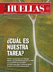Revista Huellas Abril 2018